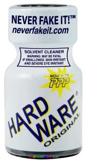 Hard Ware Original 10 ml - Rush, Poppers, Aroma