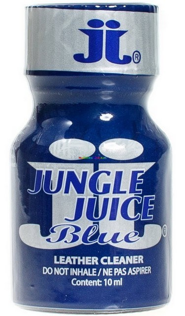 Jungle Juice BLUE 10 ml - Rush, Poppers, Aroma