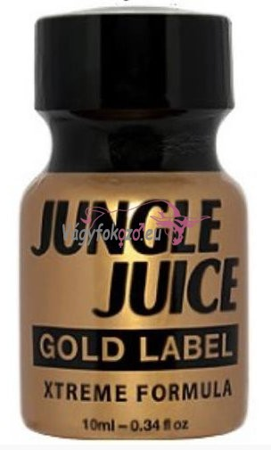 Jungle Juice Gold Label 10 ml JJ - Rush, Poppers, Aroma